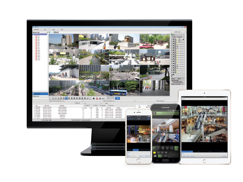Eye in the Sky Security Systems Featuring 24 7 Cameras and replay | Piedmont Security Systems